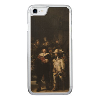 The Night Watch by Rembrandt van Rijn Carved iPhone 7 Case