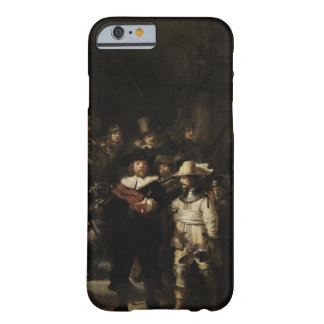 The Night Watch by Rembrandt van Rijn Barely There iPhone 6 Case