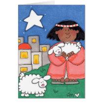 The Night Watch Christmas Greeting Card