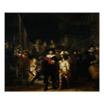 The Night Watch Poster