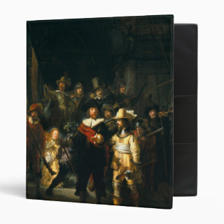 The Night Watch - Rembrandt Binder