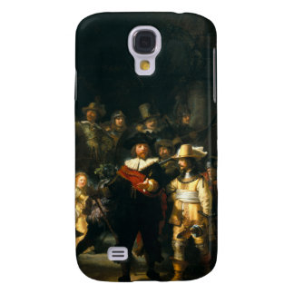 The Night Watch - Rembrandt Galaxy S4 Cover