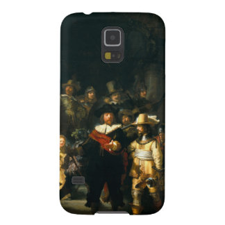 The Night Watch - Rembrandt Galaxy S5 Cover