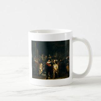 The Night Watch - Rembrandt Coffee Mug