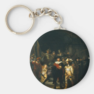 The Night Watch - Rembrandt Keychain