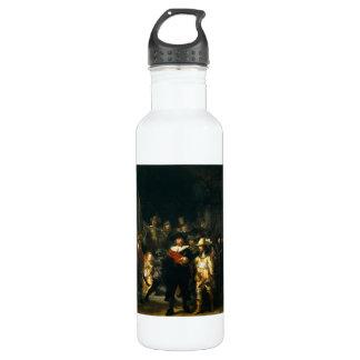 The Night Watch - Rembrandt 24oz Water Bottle