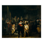 The Night Watch - Rembrandt Posters