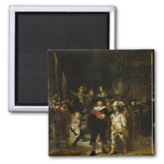 The Night Watch, Rembrandt van Rijn Magnet