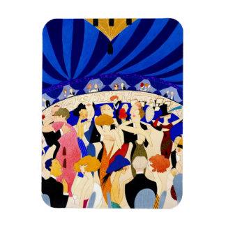 The Nightclub 1921 Magnet