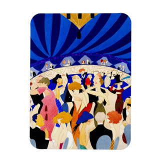 The Nightclub 1921 Magnets