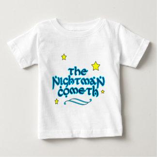 The Nightman Cometh Baby T-Shirt