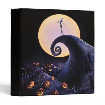 Disney Themed The Nightmare Before Christmas Binder
