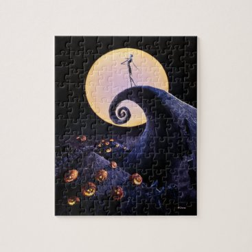 Disney Themed The Nightmare Before Christmas Jigsaw Puzzle