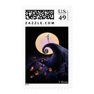 The Nightmare Before Christmas Postage