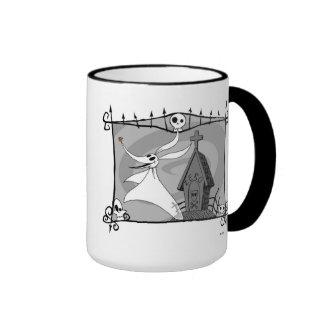 The Nightmare Before Christmas Zero Ringer Mug