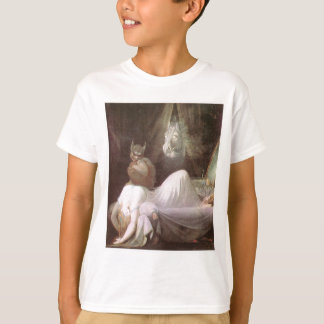 The Nightmare: Henry Fuseli; 18th c. T-Shirt