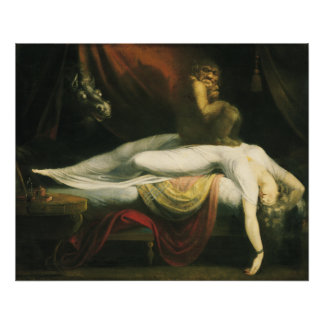The Nightmare, Henry Fuseli Poster