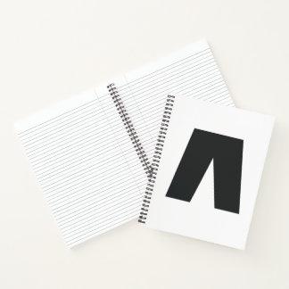 The Nightpantz Icon Notebook