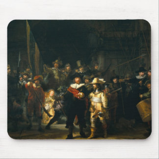 The Nightwatch Mouse Pad