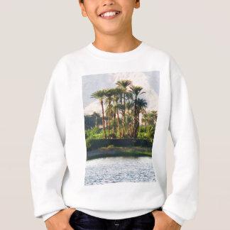 The Nile River in Egypt,  Luxor Sweatshirt