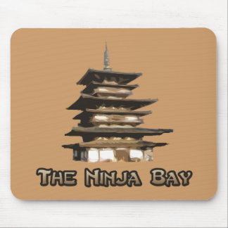 The Ninja Bay Mouse Pad