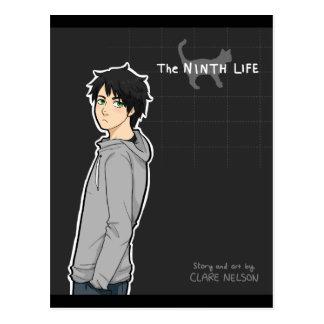 The Ninth Life Postcard