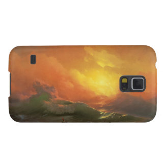 The ninth wave Ivan Aivasovsky seascape waterscape Galaxy S5 Case