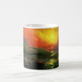 The Ninth Wave, Ivan Aivazovsky Coffee Mug