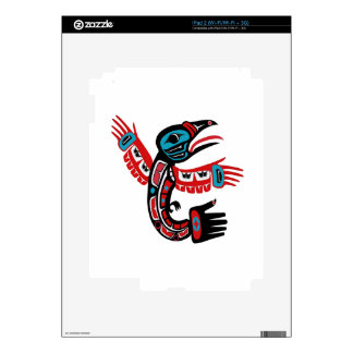 THE NINTH WAY DECAL FOR iPad 2
