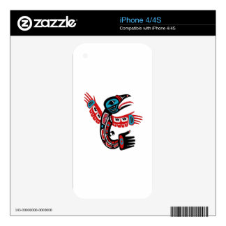 THE NINTH WAY iPhone 4 DECAL