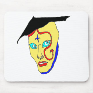 The NIPPON1.png MASK Mouse Pad