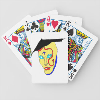 The NIPPON1.png MASK Bicycle Playing Cards