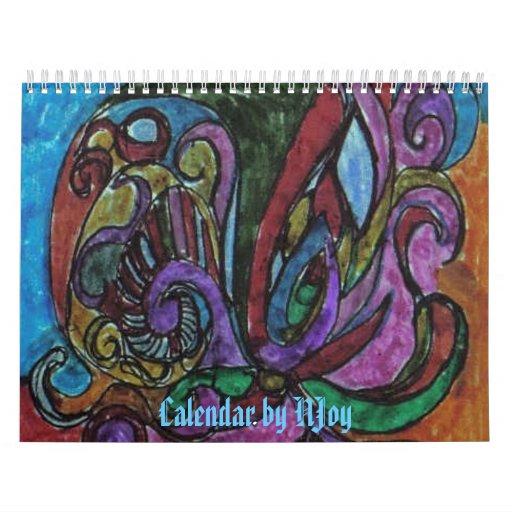 The NJoy Calendar