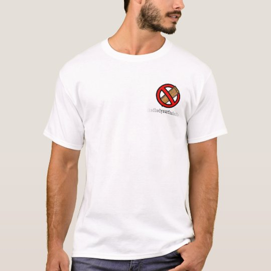 The No Board shirt from BSN Bodysurfing Apparel