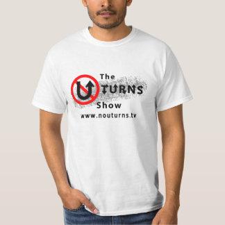 The No U-Turns Logo T-Shirt
