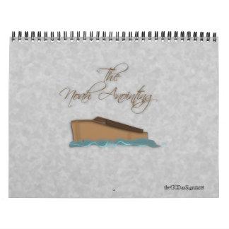 The Noah Anointing Calendar
