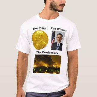 The Nobel Peace Prize T-Shirt