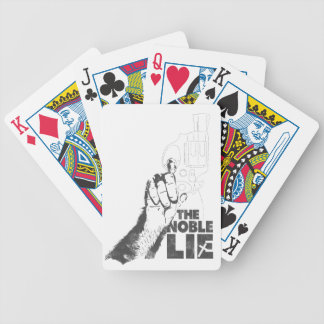 The Noble Lie Bicycle Playing Cards