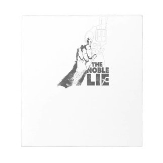The Noble Lie Notepad