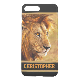 The Noble Lion Photograph iPhone 8 Plus/7 Plus Case