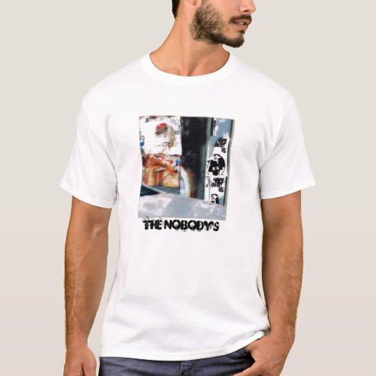 The Nobody's Album Cover Tee Shirt