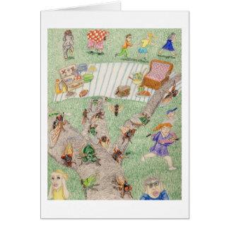 The Noisy Picnic Cards