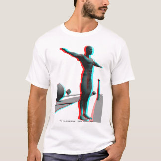 The non-idealized man T-Shirt