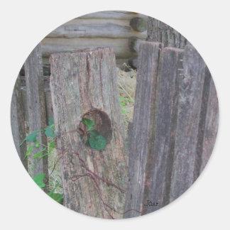 The Nook Sticker