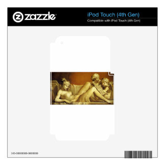 The Noon by Pierre-Paul Prud'hon iPod Touch 4G Decals