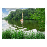 The Norfolk Broads Greeting Card