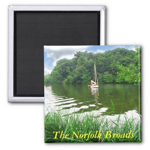 The Norfolk Broads Magnet