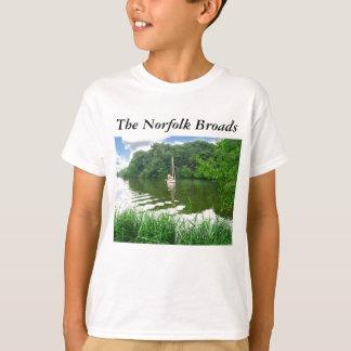 The Norfolk Broads T-Shirt