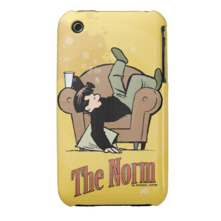 The Norm Sleeper iPod Touch case