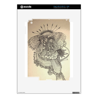 The Norns Decal For iPad 2